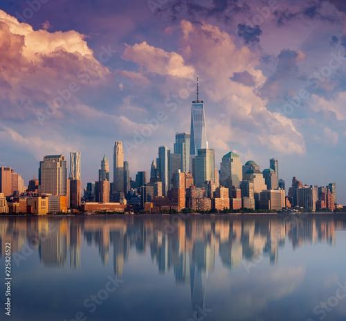 nowy-jork-z-manhattan-skyline