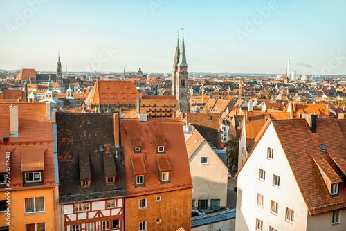 Foto op Plexiglas Europese Plekken Old town in Nurnberg city, Germany
