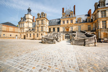 Fontainebleau With Famous Stai...