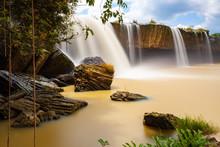 The Dray Nur Waterfalls, Dak L...