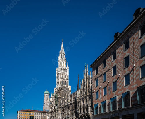 Zdjęcie XXL Monachium - Nowy Ratusz