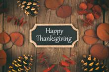 Happy Thanksgiving Chalkboard ...