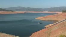 Panorama Of Lake Oroville Half...