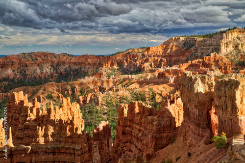 Bryce Canyon National Park - Sunset Pt. 8B8277HLD