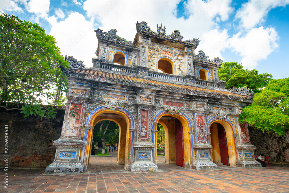 Fototapety, obrazy: Hue Imperial Citadel