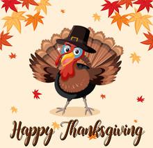 Happy Thanksgiving Turkey Temp...