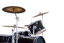 Drum Isolated
