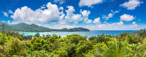 Foto op Plexiglas Asia land Beach on Koh Phangan island, Thailand