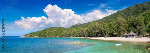 Foto op Plexiglas Asia land Beach on Phangan island