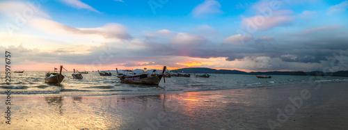 Deurstickers Asia land Ao Nang beach, Thailand
