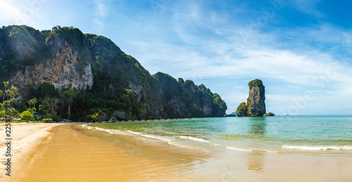 Foto op Plexiglas Asia land Ao Nang beach, Krabi, Thailand