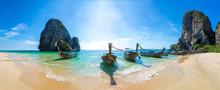 Ao Phra Nang Beach, Krabi, Tha...