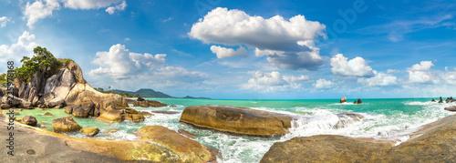 Deurstickers Asia land Lamai Beach on Samui