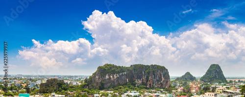 Foto op Plexiglas Asia land Marble Mountains in Danang, Vietnam