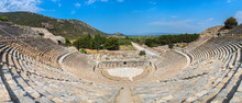 Amphitheater (Coliseum) In Eph...