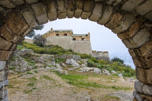 Fotografie, Obraz  Palamidi Fortress