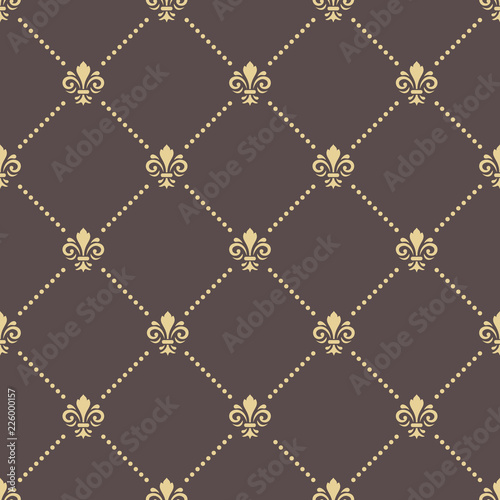 Foto  Seamless pattern
