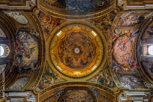 Cadres-photo bureau Edifice religieux Church of the Gesu - Rome, Italy