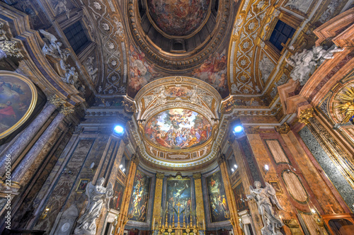 Photo Sant'Andrea delle Fratte Basilica - Rome, Italy