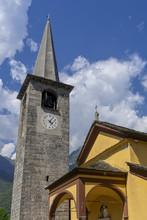 San Tomaso Church At Anzola, P...