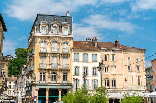 Foto op Plexiglas Europese Plekken Typical french buildings in Epinal, France