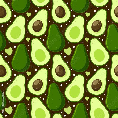 bezszwowy-wzor-z-zielonym-avocado