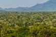 Landscape near Dambulla, Sri Lanka