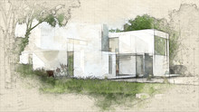 House Cube Daylight
