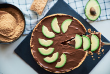 Raw Vegan Chocolate Avocado An...