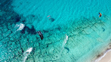 Aerial Drone Photo Of Famous F...