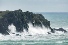 Wild Coastline,  Kynance Cove,...