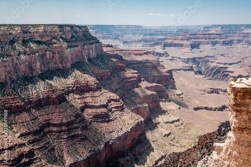 Deurstickers Centraal-Amerika Landen Grand Canyon landscape