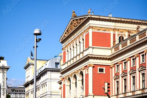 Haus der Musikfreunde in Wien