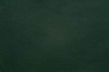 Dark Green Faux Leather With L...