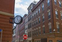 Buildings In Town
