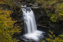 Falls Of Falloch, Loch Lomand National Park, Scotland