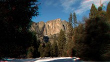 Winter In Yosemite National Pa...