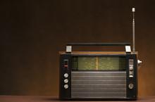 VIntage Grungy Radio