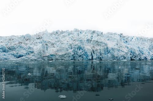 Foto op Plexiglas Landschappen glacier