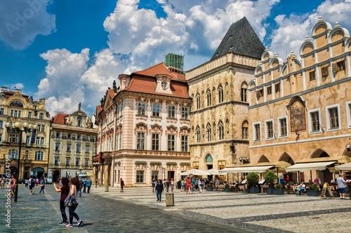 Staande foto Praag Prag, Altstädter Ring