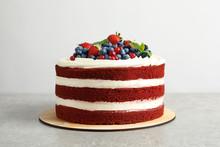 Delicious Homemade Red Velvet ...
