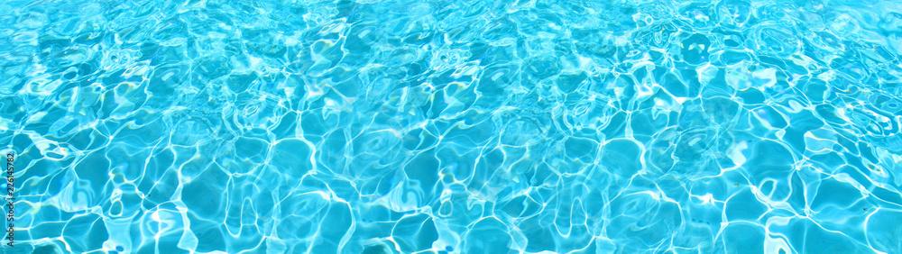Fototapety, obrazy: Eau bleue et limpide