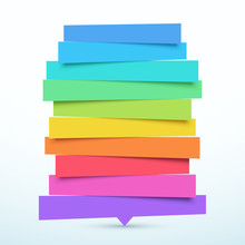 Tilted 10 Step Banners List In...