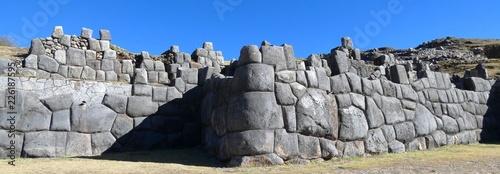 Spoed Foto op Canvas Zuid-Amerika land Muraille de Sacsayhuaman
