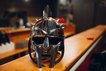 Gladiator Helmet From The Film