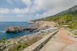 Der Faro di Punta Carena ist ein Leuchtturm auf der Punta Carena, dem zur Gemeinde Anacapri gehörenden Südwestkap der Insel Capri.