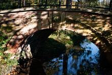 Brücke über Stillem Wasser / Bridge Over Still Water