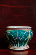 Colourful Cabbage Pattern Painted China Ware, Chinese Porcelain