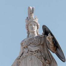 Athena Marble Statue Partial V...