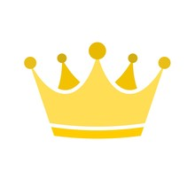 Gold Crown Icon
